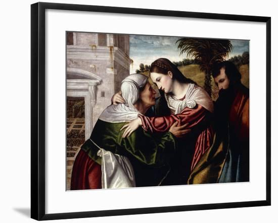 The Visitation-Alessandro Bonvicino-Framed Giclee Print