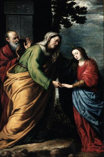 The Visitation-Antonio De Pereda Y Salgado-Giclee Print
