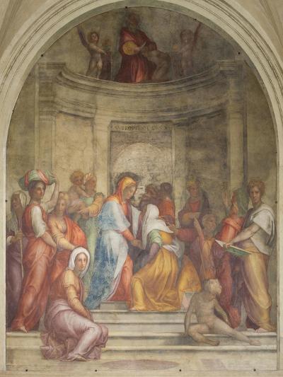 The Visitation-Pontormo-Giclee Print