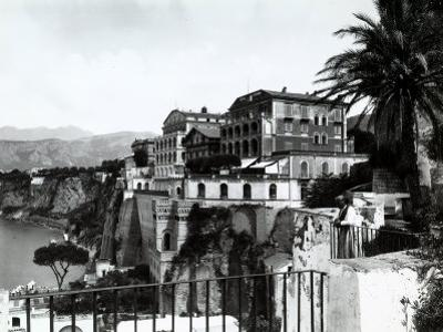The Vittoria Hotel in Sorrento