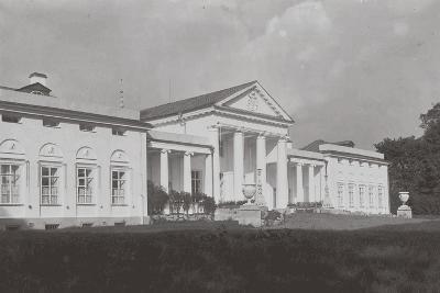The Vlakhernskoye-Kuzminki Estate of Prince Sergey Mikhaylovich Golitsyn, 1890s--Giclee Print