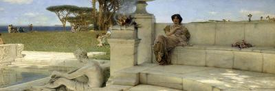 The Voice of Spring-Sir Lawrence Alma-Tadema-Giclee Print