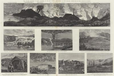 The Volcanic Eruption of Mount Tarawera