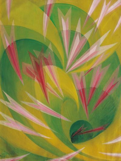 The Vortex of Life-Giacomo Balla-Giclee Print