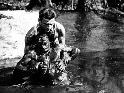 The Wages of Fear, (aka Le Salaire De La Peur), Charles Vanel, Yves Montand, 1953--Photo