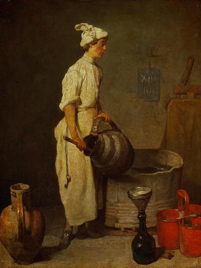 The Waiter, Around 1738-Jean-Baptiste Simeon Chardin-Giclee Print