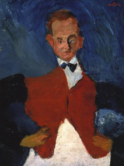 The Waiter, (Le Garcon D'?tage), Between 1922 and 1928-Chaim Soutine-Giclee Print