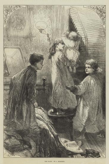 The Waits-Charles Robinson-Giclee Print