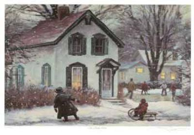 The Walk Home-Ray Bianco-Collectable Print