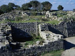 The Walls and the East Gate