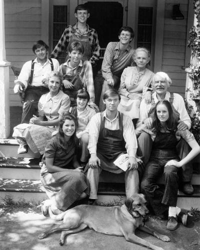 The Waltons (1972)--Photo
