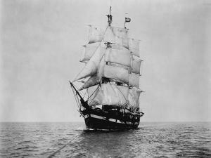 The Wanderer Sailing Ship