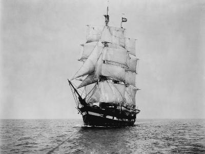 The Wanderer Sailing Ship--Photographic Print