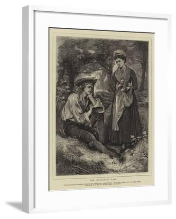 The Wandering Heir-Henry Woods-Framed Giclee Print
