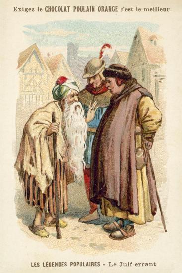 The Wandering Jew--Giclee Print