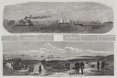 The War in America-Edwin Weedon-Giclee Print