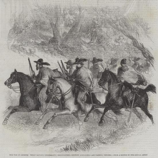 The War in America--Giclee Print
