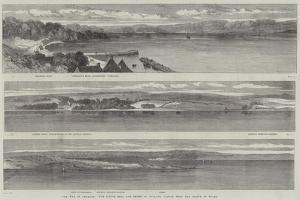 The War in Denmark, the Little Belt and Shore of Jutland, Viewed from the Island of Funen