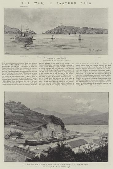 The War in Eastern Asia-Joseph Holland Tringham-Giclee Print