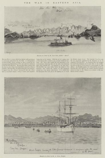 The War in Eastern Asia--Giclee Print