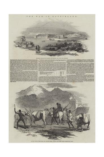 The War in Kaffirland--Giclee Print