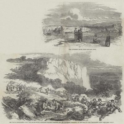 The War in Kaffraria--Giclee Print