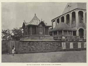 The War in Madagascar, Tombs of Radama I and Rasoherina