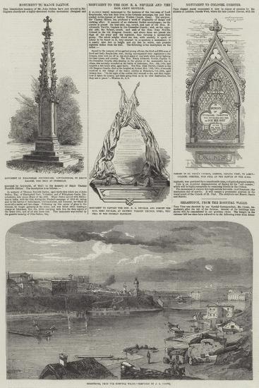 The War in the Crimea--Giclee Print