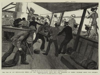 The War in the Soudan-Frederic Villiers-Giclee Print