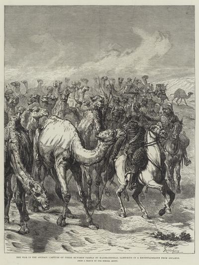 The War in the Soudan-Johann Nepomuk Schonberg-Giclee Print