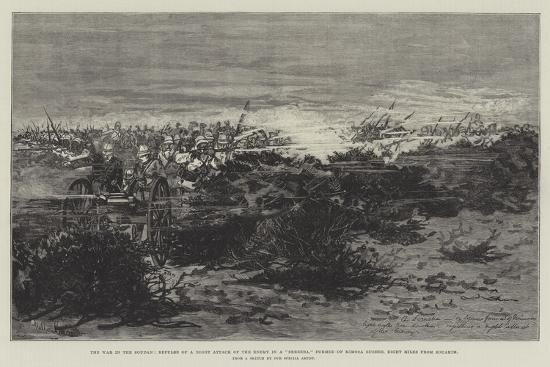 The War in the Soudan-Melton Prior-Giclee Print