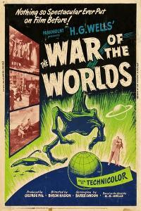 The War of the Worlds, 1953, Directed by Byron Haskin
