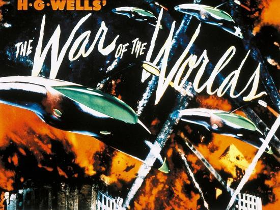 The War of the Worlds, 1953, Directed by Byron Haskin--Giclee Print