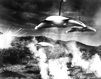 The War of the Worlds--Photo