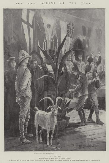 The War, Scenes at the Front-Henry Charles Seppings Wright-Giclee Print