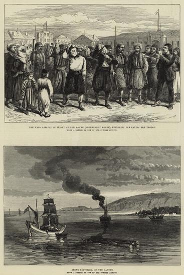 The War--Giclee Print