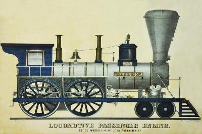 The Washington-B.W. Thayer-Giclee Print