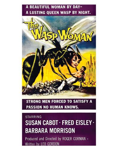 The Wasp Woman - 1959 I--Giclee Print