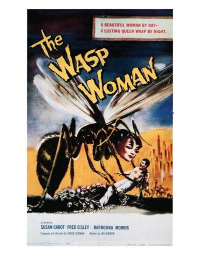 The Wasp Woman - 1959 II--Giclee Print