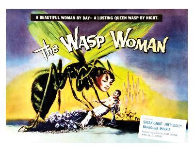 The Wasp Woman - 1959--Giclee Print