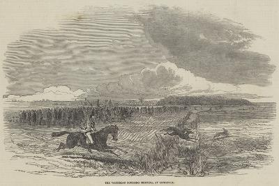 The Waterloo Coursing Meeting, at Liverpool--Giclee Print