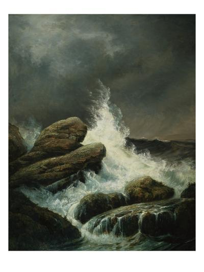 The Wave-Gustave Dor?-Giclee Print