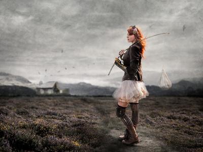The Way Home-Kt Allen-Photographic Print