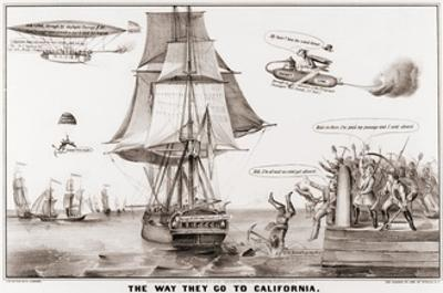 The Way They Go to California