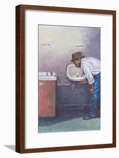 The Way Things Were, 2001-Colin Bootman-Framed Giclee Print