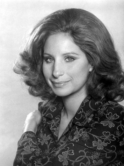 The Way We Were, Barbra Streisand, 1973--Photo