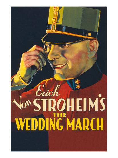 The Wedding March- Paramount-Art Print