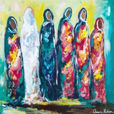 The Wedding-Amira Rahim-Art Print