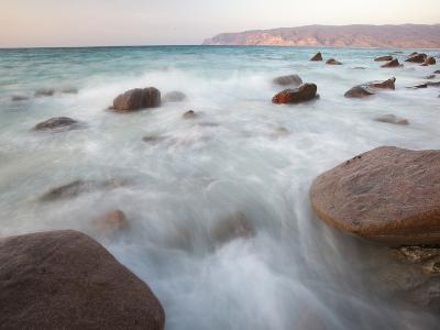 The West Coast of Socotra Island-Michael Melford-Photographic Print