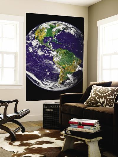 The Western Hemisphere--Wall Mural